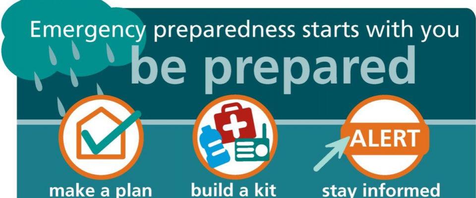 Emergency Preparedness Graphic