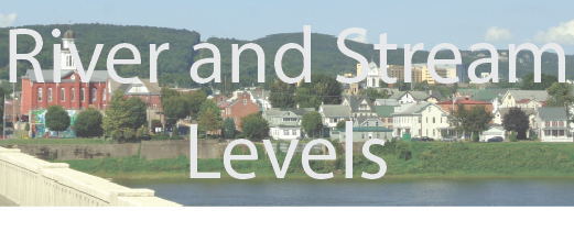 River and Stream Levels Header